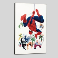 """""""Marvel Visionaries"""" Limited Edition 18x27 Giclee on Canvas by John Romita Sr. and Marvel Comics"""