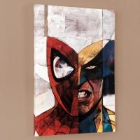 "Alex Maleev & Marvel Comics ""Moon Knight #5"" LE 18"" x 27"" Giclee on Canvas"