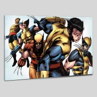 """X-Men Evolutions #1"" Limited Edition 18x27 Giclee on Canvas by Patrick Zircher and Marvel Comics"