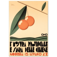 """""""Le Nostre Provinciale"""" Hand-Pulled 14x20 Lithograph by the RE Society at PristineAuction.com"""