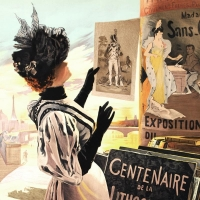 """""""Exposition Du Centenaire"""" Hand Pulled 22x31 Lithograph By The RE Society at PristineAuction.com"""