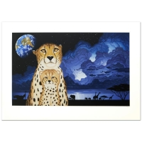 "William Schimmel Signed ""Guardians of the Night"" Limited Edition 38x27 Serigraph at PristineAuction.com"