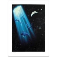"""William Schimmel Signed """"Conception"""" Limited Edition 26x35 Giclee at PristineAuction.com"""