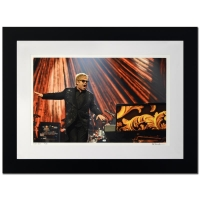 "Rob Shanahan Signed ""Elton John"" Limited Edition 25x32 Custom Framed Giclee"