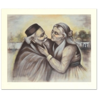 "Rhoda Shapiro Signed ""First Love"" Limited Edition 26x22 Lithograph at PristineAuction.com"