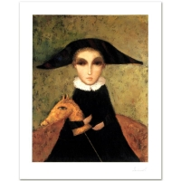 """Sergey Smirnov Signed """"Favorite Toy"""" Limited Edition 17x21 Giclee at PristineAuction.com"""