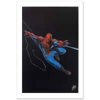 "Stan Lee Signed ""Secret War #1"" Limited Edition Giclee on Canvas by Gabriel Dell'Otto and Marvel Comics"