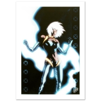 "Stan Lee Signed ""Ultimate X-Men #89"" Limited Edition 18x27 Giclee on Canvas by Yanick Paquette and Marvel Comics"