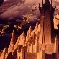 """The Brothers Hildebrandt """"The Dark Tower"""" Limited Edition 28x21 Giclee on Canvas at PristineAuction.com"""