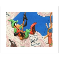 """Robin Hood Daffy"" Limited Edition 16x20 Giclee from Warner Bros. at PristineAuction.com"