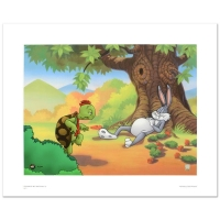 """""""Snooze, You Lose"""" Limited Edition 16x12 Giclee from Warner Bros"""