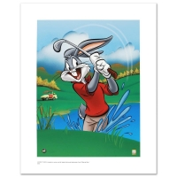 "Warner Bros. ""Blastin Bugs"" Limited Edition 12x16 Giclee"