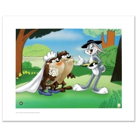 "Warner Bros. ""Devil May Hare"" Limited Edition 16x12 Giclee on Paper"