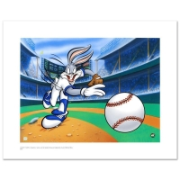 "Warner Bros. ""Fastball Bugs"" Limited Edition 16x12 Giclee on Paper at PristineAuction.com"