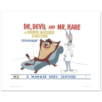 "Warner Bros. ""Dr. Devil & Mr. Hare"" Limited Edition 16x20 Giclee at PristineAuction.com"