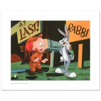"Warner Bros. ""Rabbit Season"" Limited Edition 16x20 Giclee"