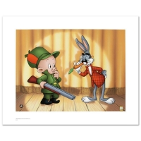 """""""Groucho Bugs"""" Limited Edition 16x20 Giclee from Warner Bros. at PristineAuction.com"""