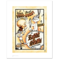 """Rabbit of Seville"" Limited Edition 16x20 Giclee from Warner Bros."