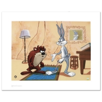 """Look No Meat"" Limited Edition 16x20 Giclee from Warner Bros."