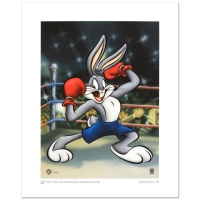 "Warner Bros. ""Boxer Bugs"" Limited Edition 12x16 Giclee at PristineAuction.com"