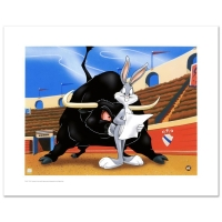 "Warner Bros. ""Bully for Bugs"" Limited Edition 16x20 Giclee"