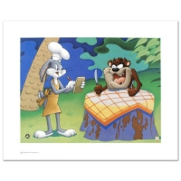 """Suppertime"" Limited Edition 16x20 Giclee from Warner Bros. at PristineAuction.com"