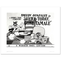 """Here Today, Gone Tamale"" Limited Edition 16x20 Giclee from Warner Bros. at PristineAuction.com"