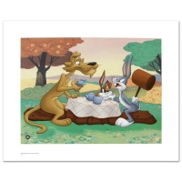 """How Many Lumps"" Limited Edition 16x20 Giclee from Warner Bros."