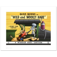 """Wild & Woolly Hare"" Limited Edition 16x20 Giclee from Warner Bros. at PristineAuction.com"