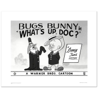 """What's Up Doc #2"" Limited Edition 16x20 Giclee from Warner Bros. at PristineAuction.com"
