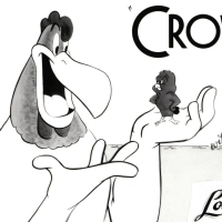 """Crowing Pains #2 (with Foghorn)"" Limited Edition 16x20 Giclee from Warner Bros. at PristineAuction.com"