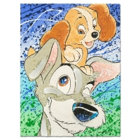 "David Willardson Signed ""Hair of the Dog"" Disney Limited Edition 18x24 Serigraph at PristineAuction.com"
