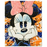 "David Willardson Signed ""Happy Daze"" Disney Limited Edition 13x16 Serigraph"