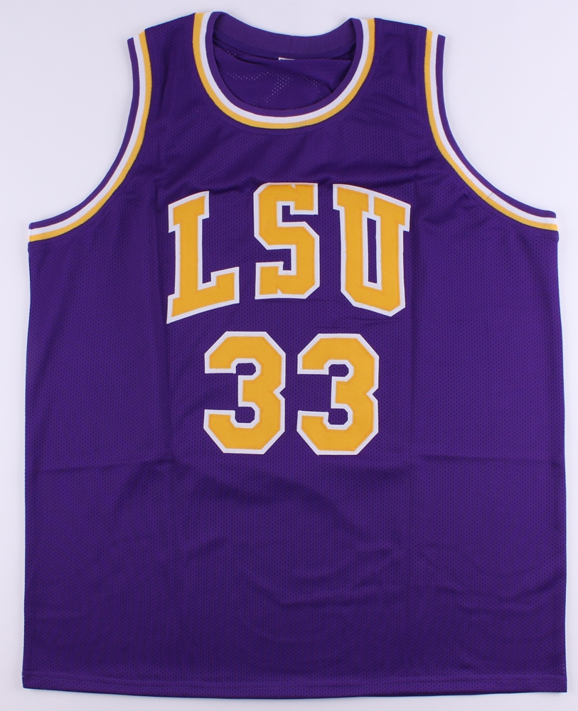 6d4647376dc Shaquille O'Neal Signed LSU Tigers Jersey (Schwartz COA) at  PristineAuction.com