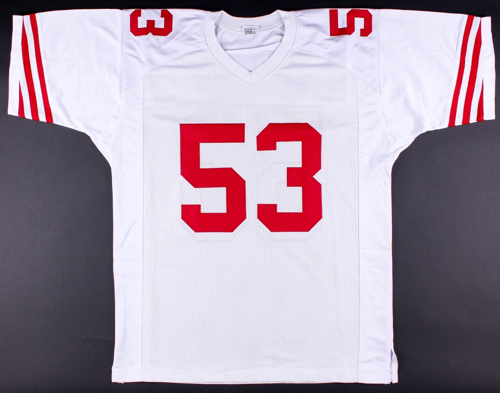 NaVorro Bowman Signed 49ers Jersey (GTSM COA) at PristineAuction.com 4c15faf26
