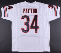 Walter Payton Signed LE Bears Jersey with (5) Inscriptons (Payton COA)