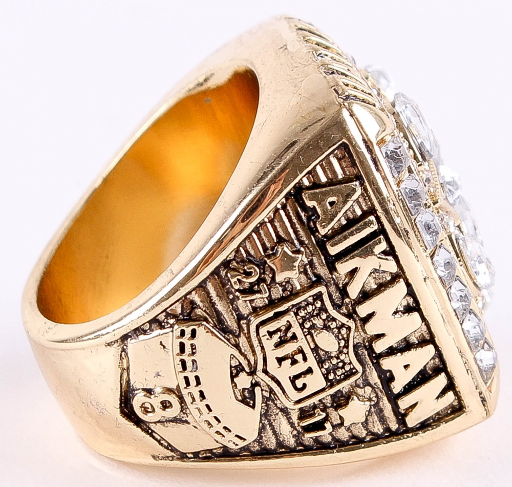 All the super bowl rings