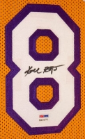 Kobe Bryant Signed Lakers 35x43 Custom Framed Jersey (PSA COA) at PristineAuction.com