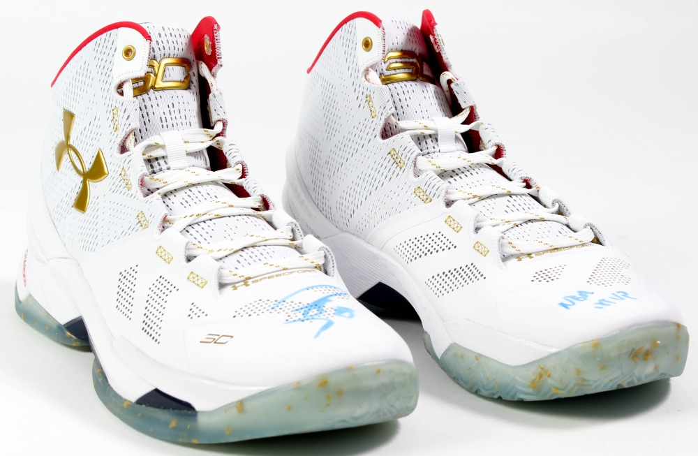 Design Your Own Under Armour Basketball Shoes