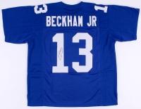 Odell Beckham Jr. Signed Giants Jersey (JSA COA)