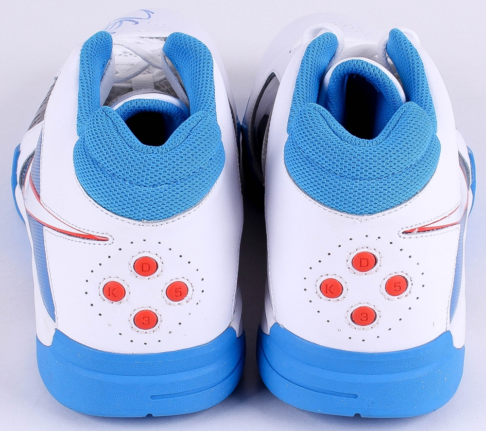 huge selection of afb40 dc88f Kevin Durant Signed Nike Zoom KD Flywire Basketball Shoes (PSA LOA) at  PristineAuction.