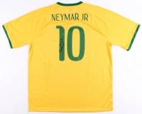 Neymar Jr. Signed Brazil Jersey (Neymar COA)