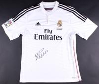Cristiano Ronaldo Signed Madrid Soccer Jersey (Ronaldo COA)
