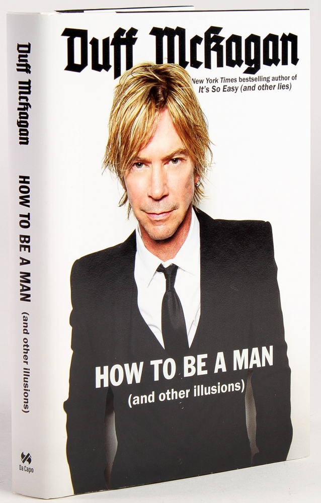 Duff Mckagan Book