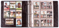 1964 Topps Complete Set of (587) Baseball Cards with #50 Mickey Mantle, #125 Pete Rose, #150 Willie Mays, #200 Sandy Koufax, #300 Hank Aaron, #331 AL Bombers / Roger Maris / Norm Cash / Mickey Mantle / Al Kaline, #423 NL / Hank Aaron / Willie Mays, #440 R
