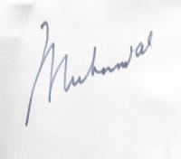 Muhammad Ali Signed LE 1960 Olympics 40x42x4 Custom Framed Boxing Robe Shadow Box Display with Full Unused Cassius Clay 1960 Rome Olympics Ticket (JSA LOA & Online Authentics LOA) at PristineAuction.com