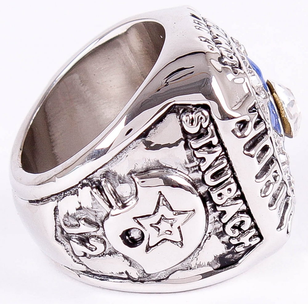 Dallas Cowboys Wedding Ring synrgyus