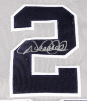 "Derek Jeter, Mariano Rivera, Andy Pettitte & Jorge Posada Signed Yankees ""Core Four"" Majestic Authentic Jersey Limited Edition #1/27 (Steiner COA) at PristineAuction.com"