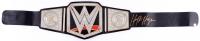 Hulk Hogan Signed WWE World Heavyweight Championship Belt (TSE)
