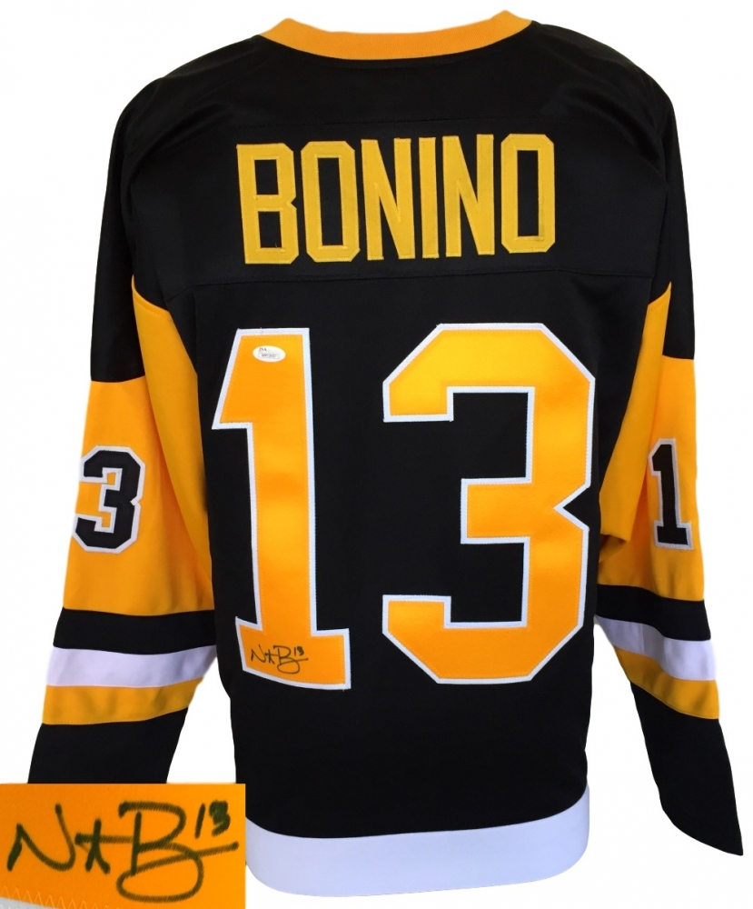 339c2baa2 Nick Bonino Signed Penguins Jersey (JSA COA) at PristineAuction.com